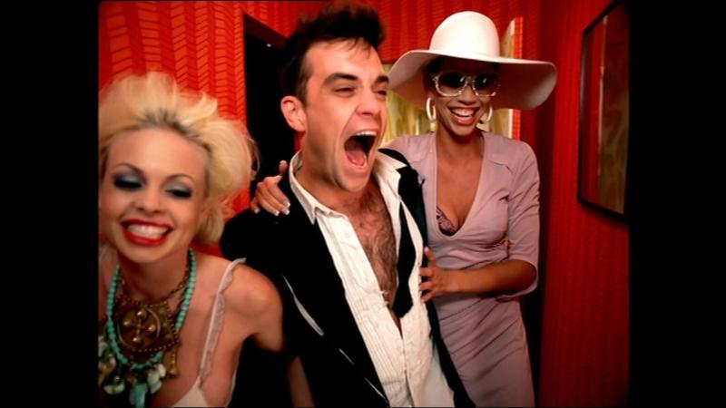 Robbie Williams - Come Undone [Uncensored]