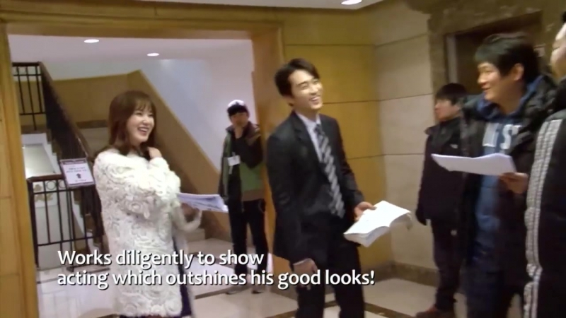 ЗВЕЗДЫ корейского кино о СОН СЫН ХОНЕ [Showbiz Korea ] Song Seung-heon(송승헌), Stars Say about Him
