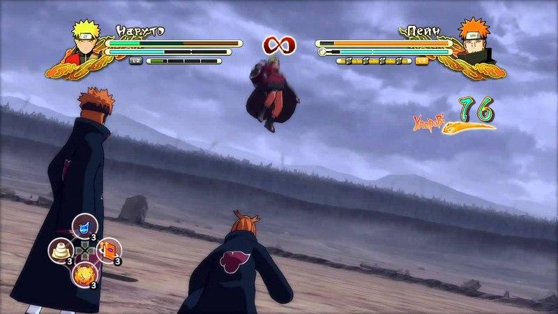 Naruto Shippuuden Ultimate Ninja Storm 3 [ИгроПроходимец] Part 091