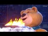 Закрытие Олимпиады Сочи 2014 музыка Эдуарда Артемьева