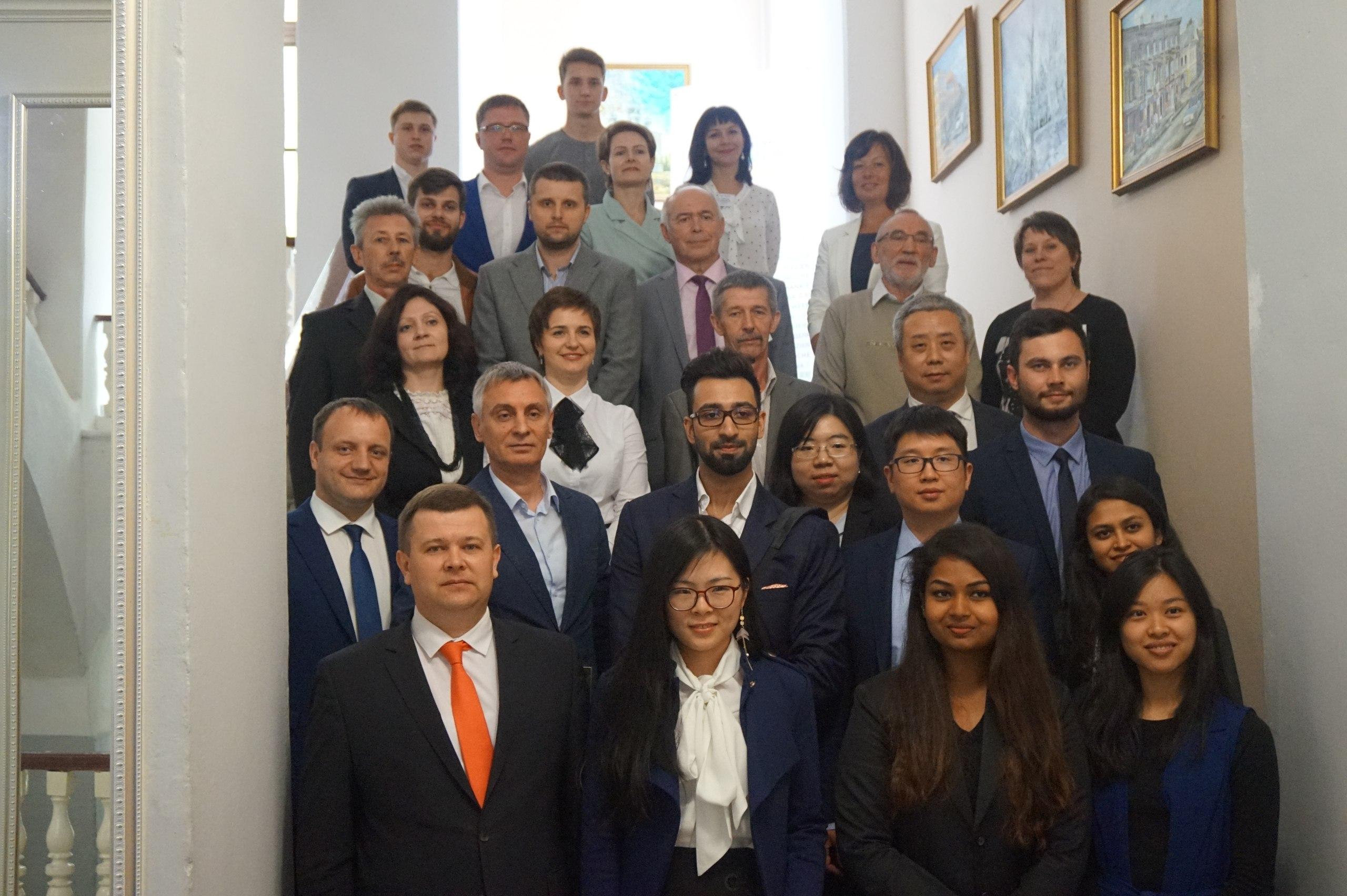 НовГУ стал центром притяжения для молодых юристов из стран БРИКС