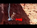 Lucky to be Alive - Harness Breaks on Massive Rope Swing Foul Language