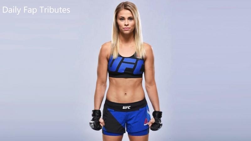 Мастер смешанных боевых искусств Пейдж ВанЗант (Paige VanZant) - Fap Tribute HD (март 2018)