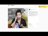 Blog Обзор #16 Бодрое утро Иры Горбачевой, макияж Насти Ивлеевой. Ведущая Ульяна Корж.