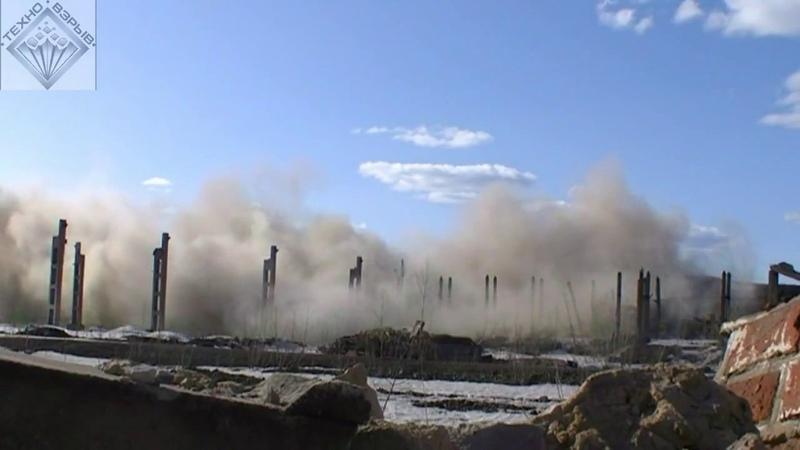 Обрушение здания в Чусовом