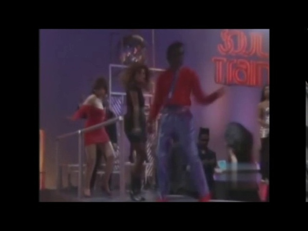 Kurtis Blow Throughout Your years Soultrain Dancers