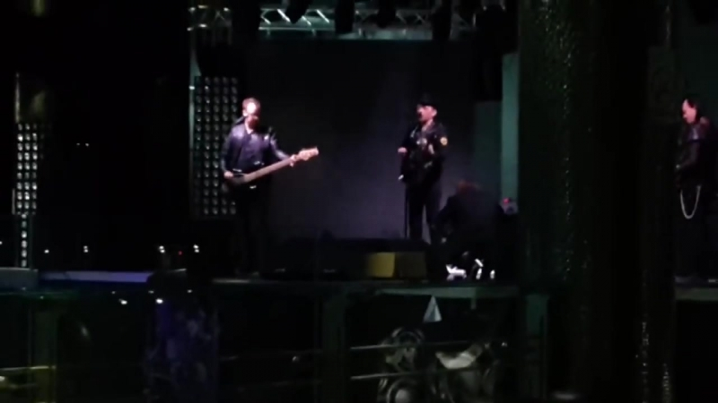 The MATRIXX – Саундчек, рабочие моменты (Белгород, 15.03.2015).mp4