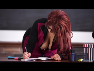 Downblouse Jerk Lizzie Miss Bossy Big Tits ( erotic, эротика, fetish, фетиш, bdsm, pornstar, order )