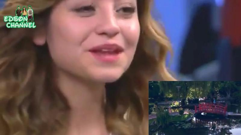 Karol Sevilla Reacciona Al Beso Lutteo