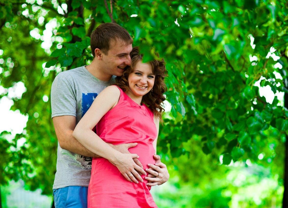 Поддерживайте беременную