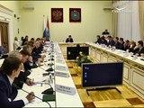 Дмитрий Азаров обсудил космические