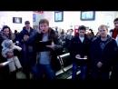 ☆ГИМН СССР ☆ в Казани на жд вокзале 30 декабря 2016