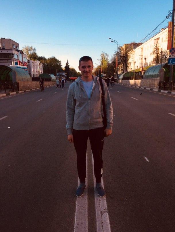 Иван Мошошин | Сергиев Посад