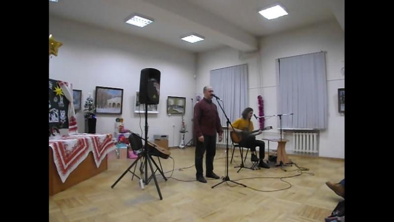 Лев Кузнецов и Сергей Рубашкин