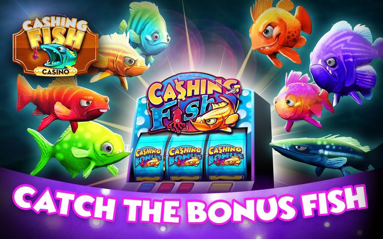 Дебют Big Fish в приложении iOS для реальных денег