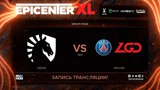 Liquid vs PSG.LGD, EPICENTER XL, game 3 [Maelstorm, Jam]