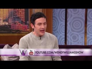 Wendy Williams: Робин Лорд Тейлор рассказывает о том, где он находился, когда узнал, что получил роль Пингвина (2015)