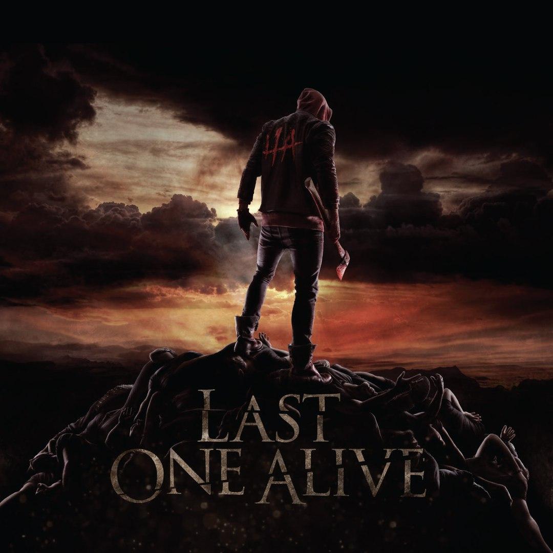 Last One Alive - Last One Alive [EP] (2017)