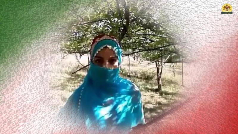 Иранская Азарбайджанка | dokhtare Azari