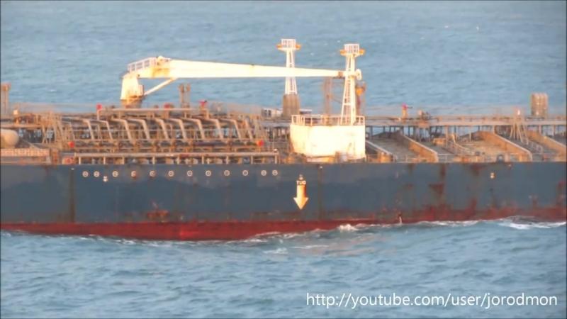 Oil_Chemical Tanker RAVNANGER inbound A Coruña