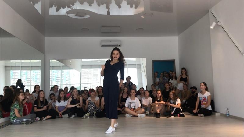 ТАНЦЕВАЛЬНЫЙ МАРАФОН В НОВОЙ СТУДИИ ШТБП | Dancehall Female от Панищевой Юлии