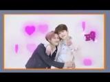 cuddling babies at mnet 180320