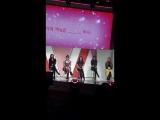 180414 Red Velvet @ etudehouseofficial Instagram Live