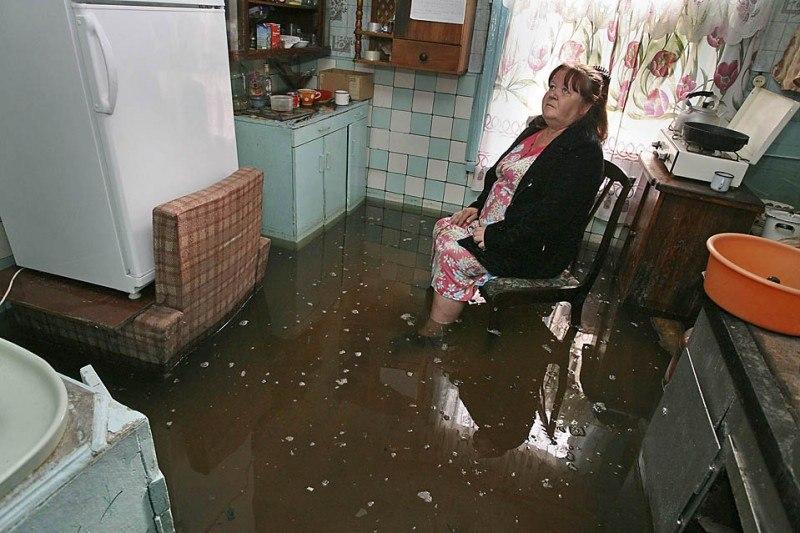 Коли вашу квартиру затопило.