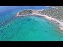 Η Γαλάζια Λίμνη της Κορινθίας Σε βυθισμένη Μυκ