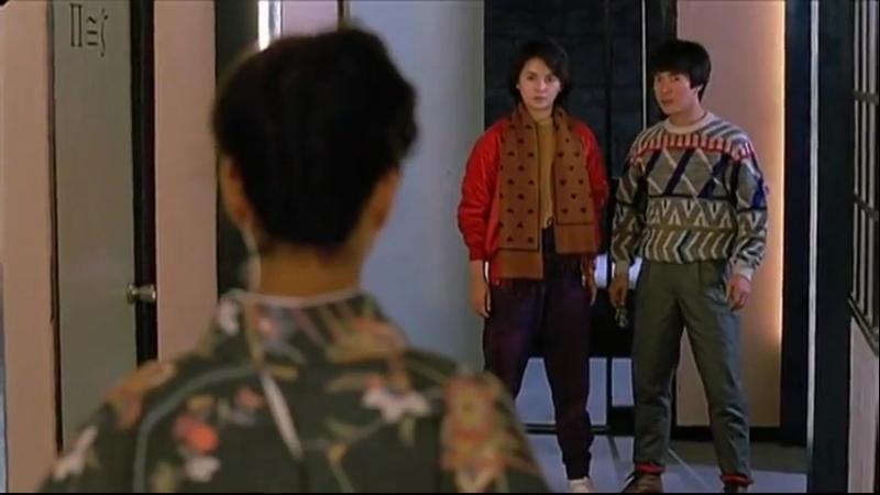 Fuk sing go jiu 1985 Womens` Fight - Michiko Nishiwaki