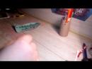 как сделать стаканчик для карандашей и держатель для яиц.