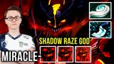 Miracle- Shadow Fiend RAZE GOD like YaphetS - Blink Euls Combo - Dota 2