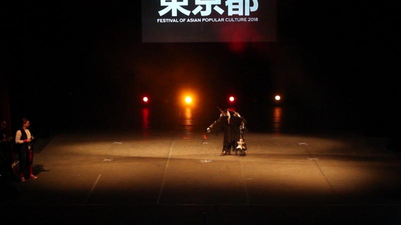 Veloren - Король-чародей Ангмара/The Lord of the Rings (Ярославль) - FAP 2018. Festival of Asian Popular culture