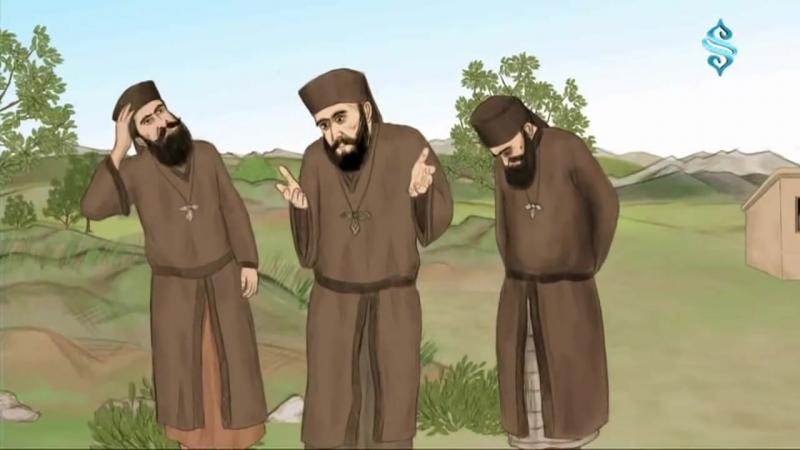 Nasreddin Hoca ve Üç Papaz Bir Kıssa Bin Hisse 720 X 1280 mp4