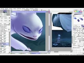 ¡Dibujando FanArt! LIGHT FURY, HICCUP... - SpeedPaint