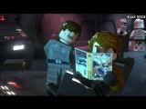 Black Ninja Пасхалки в Lego Star Wars III The Clone Wars Easter Eggs