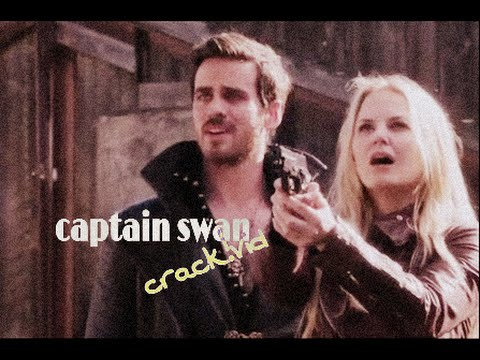 Hook Emma   Captain Swan crack!vid (humor)