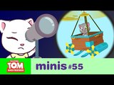 Talking Tom and Friends Minis - The Flying Machine (Episode 55)