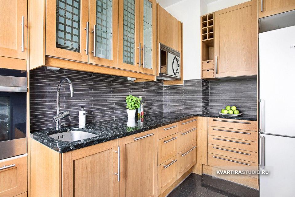 Экономный ремонт квартиры 33 м с каменной стеной - http://kvartirastudio.