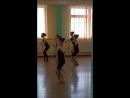 Открытый урок 7 хореографии ЦДОД 2017