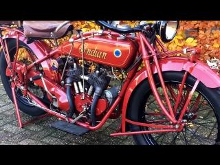 Мотоцикл INDIAN SCOUT, 1923 года
