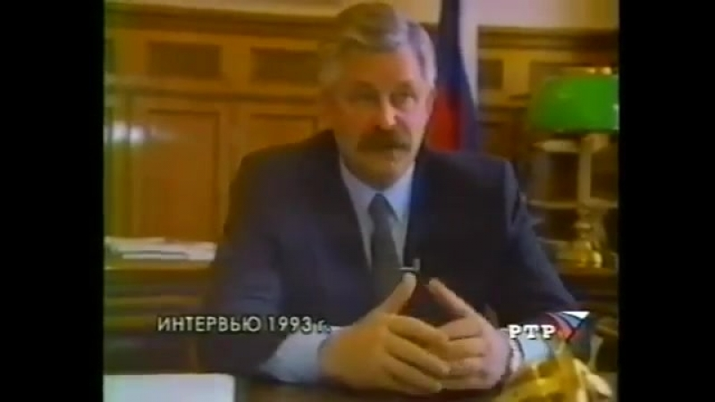 Жаркий август 91 года Хроника путча РТР 2001