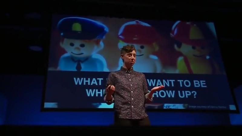 Почему не у всех есть одно Истинное Призвание TED на русском
