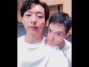 180527 Lee Jung Shin instagram