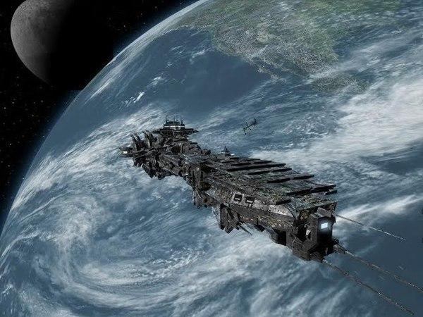 Так близко от земли НЛО фиксируют чрезвычайно редко. Пришельцы уже готовы к очередному контакту!