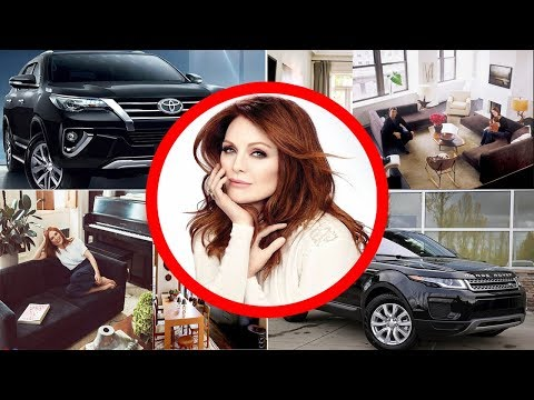 Julianne Moore Net Worth, Lifestyle, Biography, House and Cars
