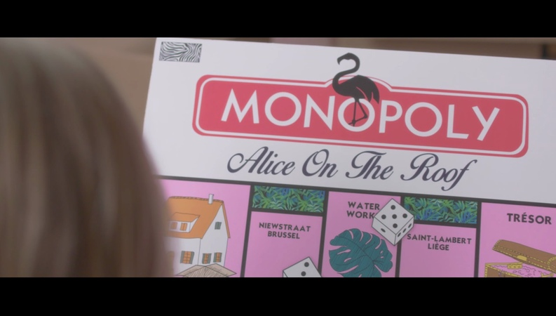 BLG Season 49 Alice On The Roof - Monopoly Loser
