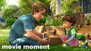 История игрушек: Большой побег - Энди отдает игрушки Бони