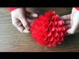 Сделайте с ребёнком валентинку на День Святого Валентина