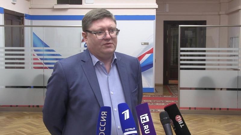Выступление А.К.Исаева об ответных мерах на антироссийские санкции